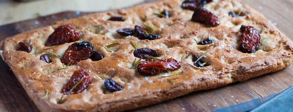 Gluten free focaccia bread thermomix recipe