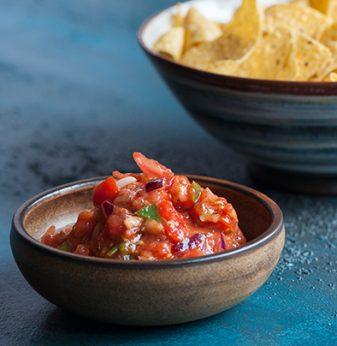 Fresh Tomato Salsa Thermomix Recipe