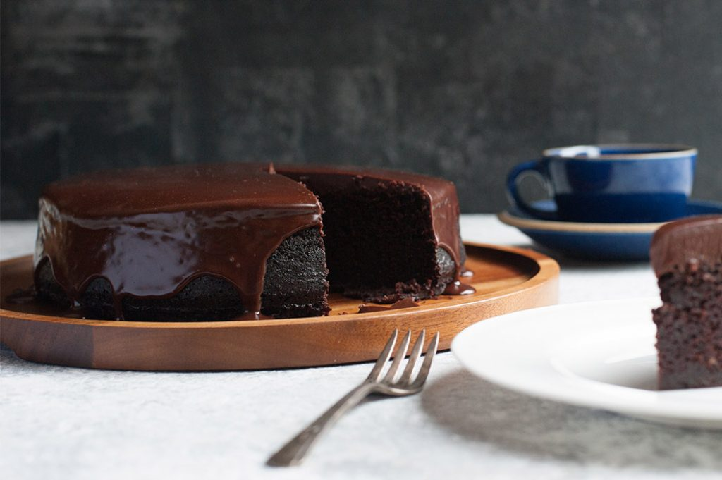Guinness chocolate cake Thermomix recipe