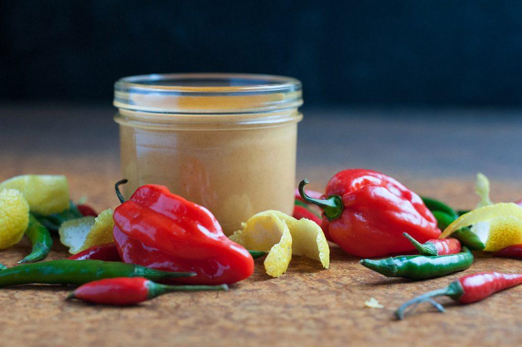 Lemon Peri Peri Marinade Thermomix Recipe