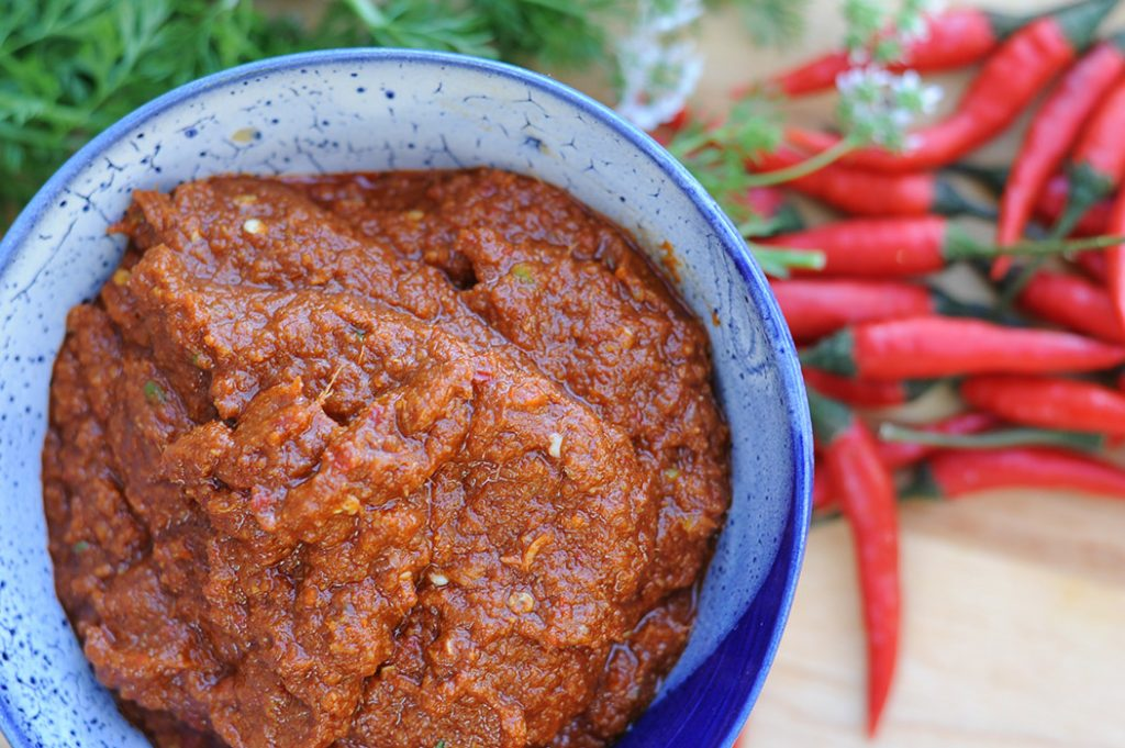 Thai Red Curry Paste Thermomix Recipe