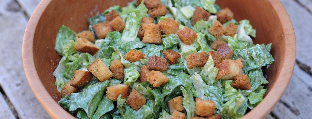 Caesar Salad Thermomix Recipe