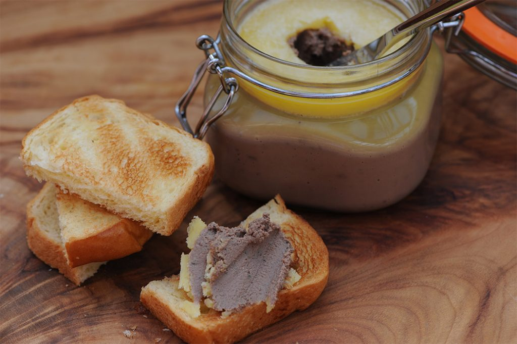 Chicken Liver Pate Thermomix