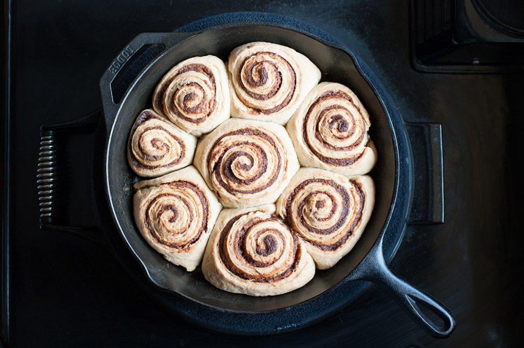 Sourdough Cinnamon Buns Thermomix Recipe
