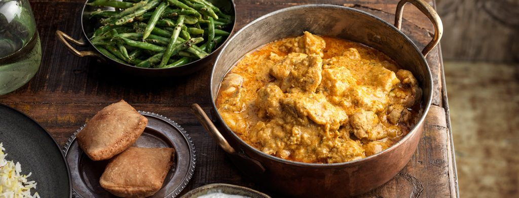 chicken in yoghurt curry thermomix recipe