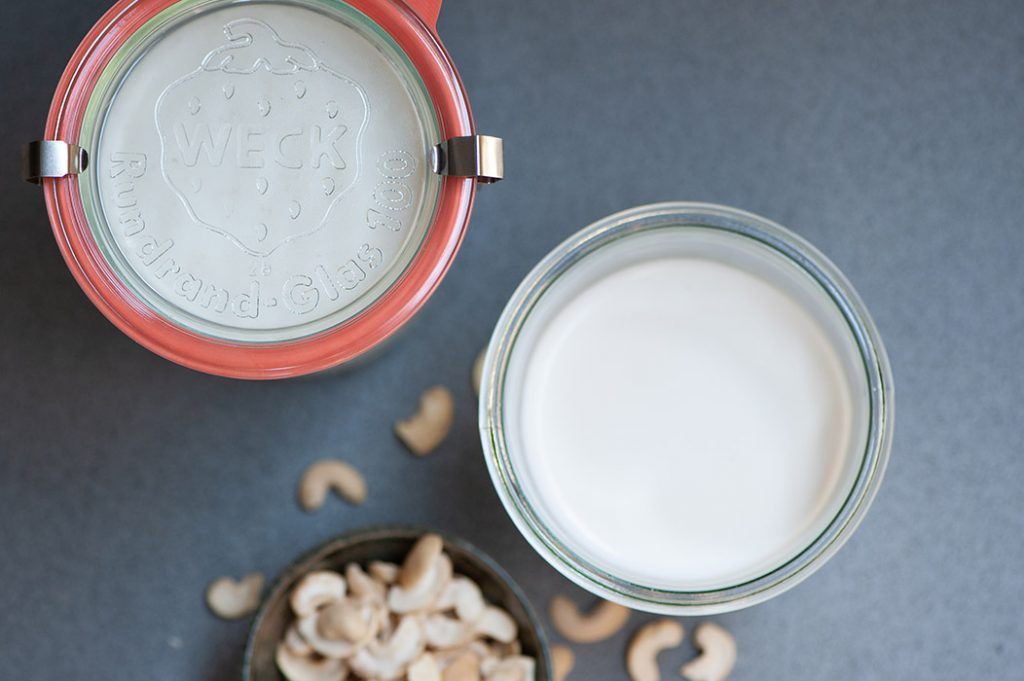 Cashew Milk Thermomix Recipe