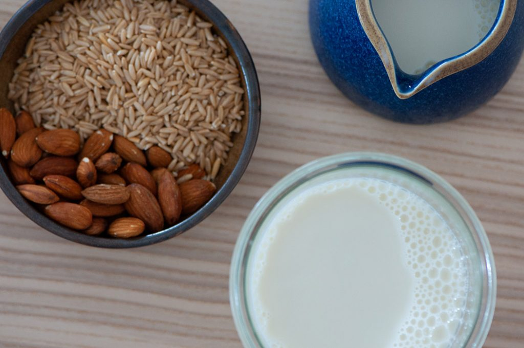 Oat Almond Milk Thermomix Recipe