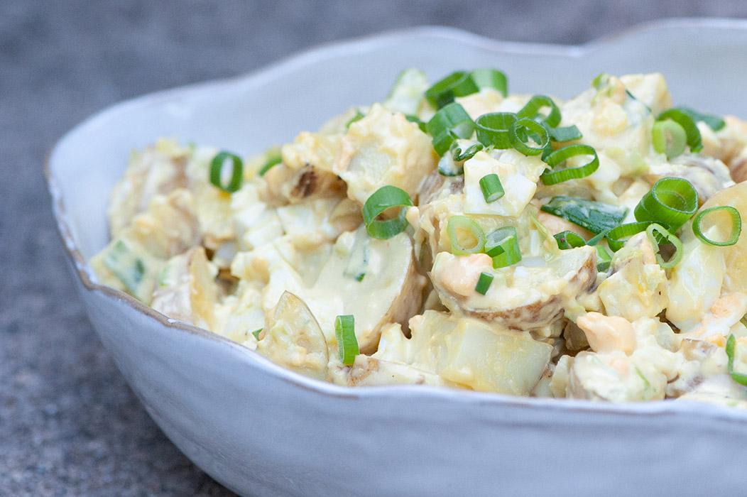 Best Ever Potato Salad Recipe Thermomix