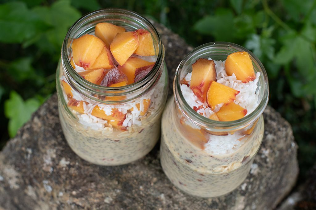 summer fruit chia pudding thermomix recipe