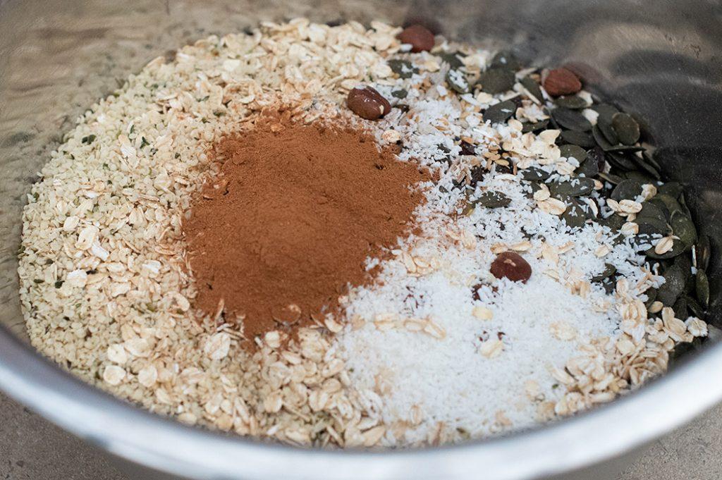 Janies Luxury Granola Thermomix Recipe