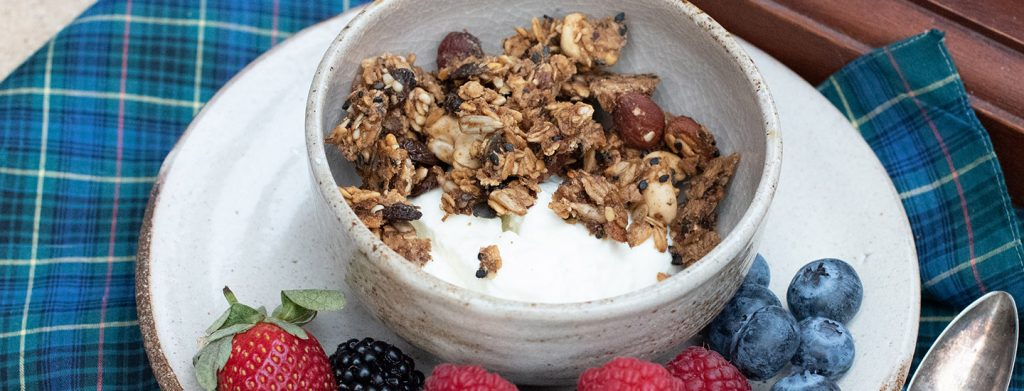Janies Luxury Granola Thermomix Recipe