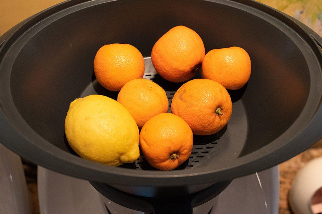 Seville Orange Marmalade Thermomix