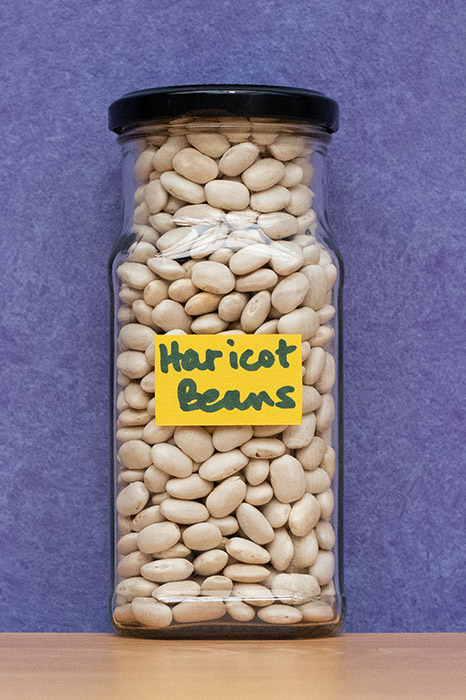 Haricot Beans Thermomix