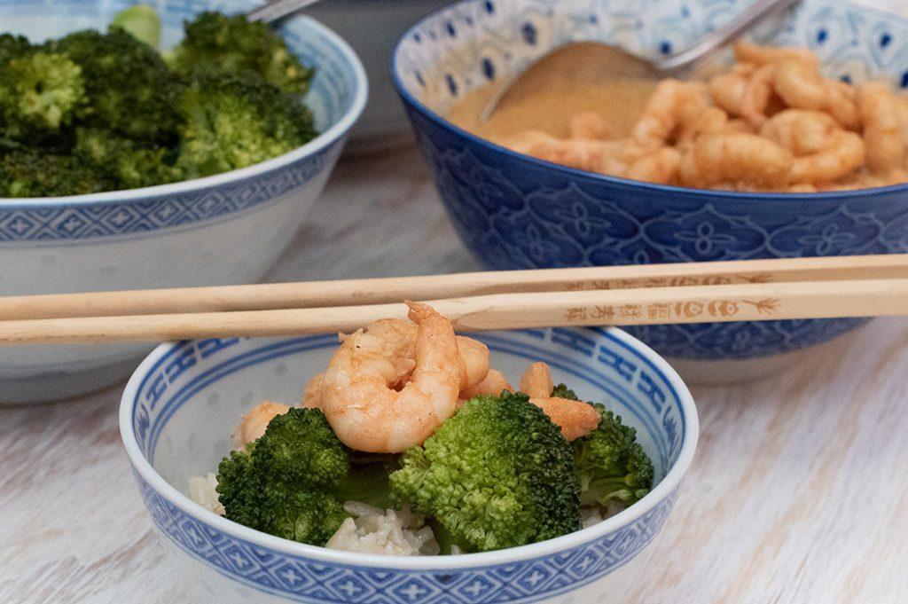 Stir Fried Prawns Thermomix Recipe