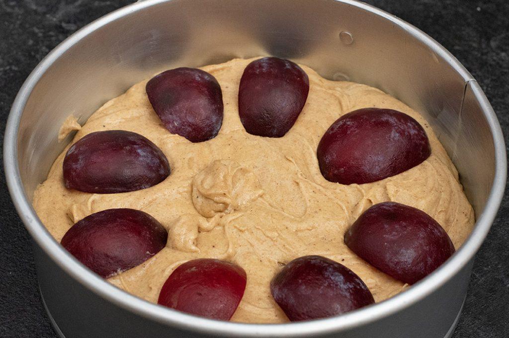 Plum Cake Thermomix Recipe