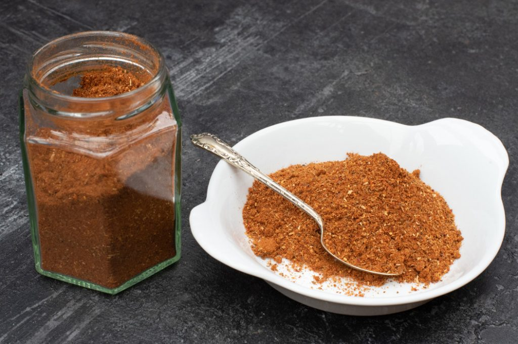 Chill Spice Mix Thermomix Recipe