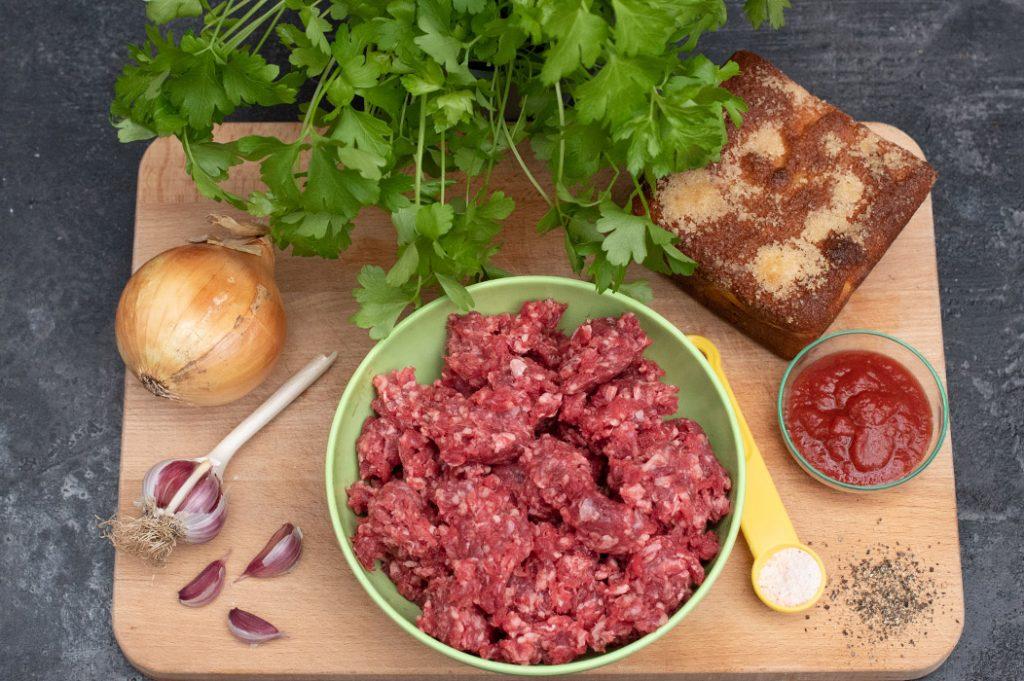 Brilliant Beef Burgers Thermomix Recipe